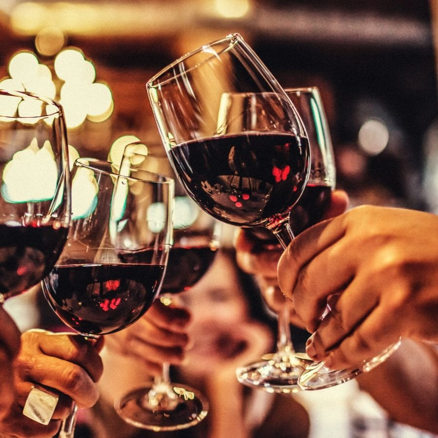 Enjoy all-you-can-drink wines and draught beers at artspace, Hoi An